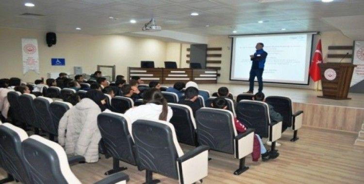 Kütahya'da 'Temel Afet Bilinci' eğitimi