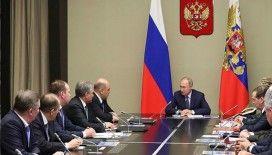 Rusya parlamentosu ilk oturumda yeni anayasa değişikliğini kabul etti