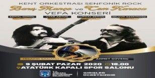 Anadolu rockun efsane isimlerinden Barış Manço ve Cem Karaca için vefa konseri