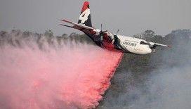 Avustralya'da yangınlara müdahale eden Kanada tanker uçağı düştü: 3 ölü