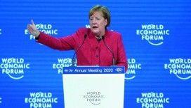 Merkel: 'Libya'nın Suriye olmasına izin vermemeliyiz'