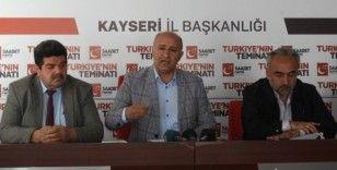 """Sinan Aktaş: """"Erciyes'te tesisler yetersiz"""""""
