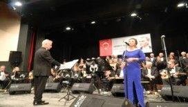 Adana'da Amir Ateş'in besteleri seslendirildi
