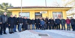 Başkan Gürkan: Şehirlerde medeniyetler kurulur ama ihyası mahallelerde oluşur