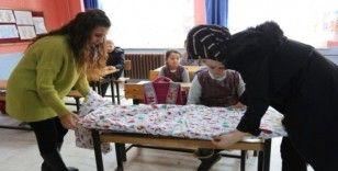 KO-MEK'ten çocuklara karne hediyesi