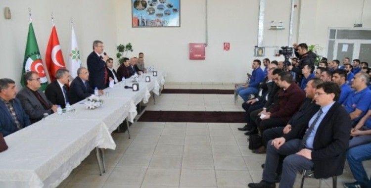 Pankent ve Pandoğa'da toplu sözleşme sevinci