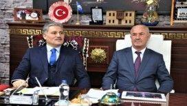 AK Parti Yerel Yönetimler Genel Başkan Yardımcısı Çakır'dan Tuşba Belediyesine ziyaret