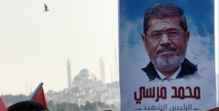 Mısır devriminin 9'uncu yılında İstanbul'da eylem