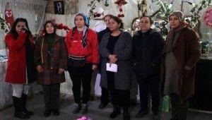 Adana'da stantları yıkılacak kadınlar işsiz kalma korkusu yaşıyor