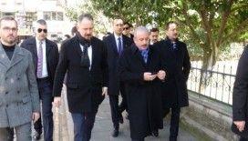 TBMM Başkanı Şentop: 'Türkiye gerektiği zaman gereken adımları atar'