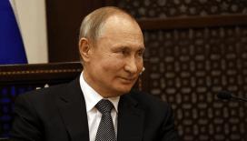 Putin'den Filistinli askere jest