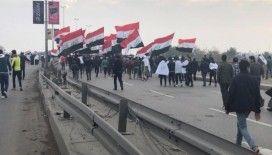 Irak'ta bu kez ABD karşıtı protestolar başladı
