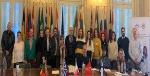 GAÜN Yetişkin Eğitimi Projesi ile Avrupa Parlamentosu'nda