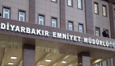 Diyarbakır'da terörle mücadele kapmasında 3 operasyon