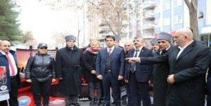 Diyarbakırlılar Şehit Emniyet Müdürü Okkan'ı unutmadı