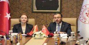 Türkiye ile Arnavutluk arasında KEK 12. Dönem Protokolü imzalandı