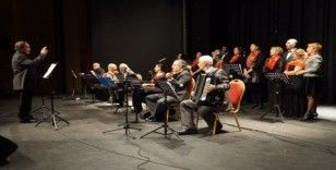 Marmaris'te Azerbaycan ezgileri keyifle dinlendi