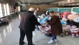 Ürgüp'ten deprem bölgesine yardım seferberliği