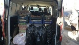 Festival iptal edildi 2 ton sucuk Elazığ'a gönderildi