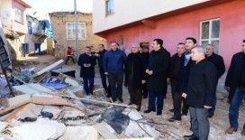 Malatya'da tüm sosyal tesisler depremzedeler için açıldı