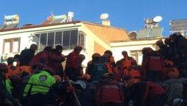 Siirt'ten giden 20 personelin katılımıyla 2 kişi kurtarıldı