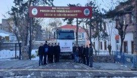 Muş Belediyesi Elazığ için yardım kampanyası başlattı
