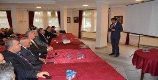 5.Çaycumalılar Buluşuyor için hazırlık toplantısı düzenlendi