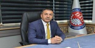 Denizli Ticaret Odası Elazığ ve Malatya'ya 2 TIR yardım yolladı