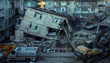 Elazığ'da arama kurtarma çalışmalarında 36 saat geride kaldı