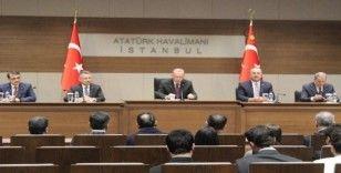 Cumhurbaşkanı Erdoğan: '1607 yaralıdan 1503'ü taburcu edildi'