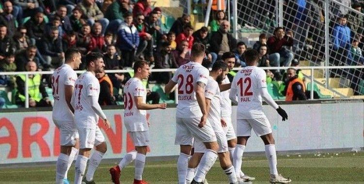 Süper Lig: Denizlispor: 0 - Antalyaspor: 3