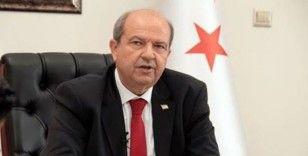 KKTC Başbakanı Tatar'dan BM'ye tepki