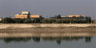 ABD'nin Bağdat Büyükelçiliğine yönelik saldırıda 3 kişi yaralandı