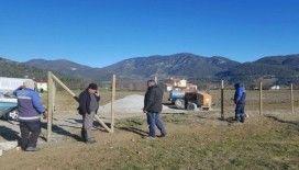 Büyükşehir ve Fethiye Belediyesinden Üreticiye 'Üzüm bağı' desteği