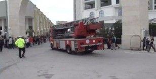 Antalya'da 5 yıldızlı otelde yangın