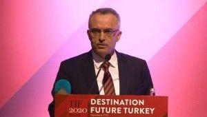 Naci Ağbal 2023 yılı için 75 milyon turist, 65 milyar dolar turizm geliri hedefledik