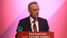 Naci Ağbal: '2023 yılı için 75 milyon turist ve 65 milyar dolar turizm geliri hedefledik'