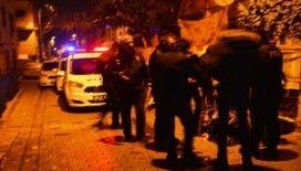 Yabancı uyruklu iki grup arasında çıkan bıçaklı kavgada 3 kişi yaralandı