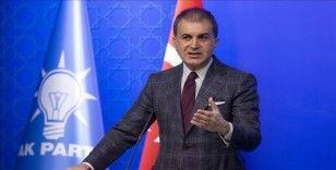 AK Parti Sözcüsü Çelik: Filistin halkının taleplerinin tamamen hiçe sayıldığı bir işgal planı