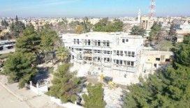 Resulayn'da kamu binaları hizmet vermeye başladı