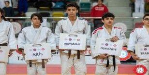 Osmaniyeli 3 judocu Avrupa Kupasında Türkiye'ye temsil edecek