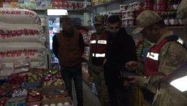 Cezaevinden 3 yıl önce firar eden zanlı, markette yakalandı
