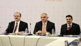 Kültür ve Turizm Bakanı Ersoy: 'Çin'le sınırlı kalan virüs salgını, Türkiye'nin turizm hedeflerini etkilemez'