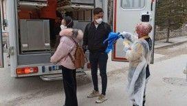 Aksaray'da 10 Çinli turist ve 2 Türk hastaneden taburcu edildi