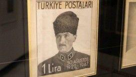 'Milli Mücadelenin 100. yılı Pul Sergisi' meraklılarının ziyaretine açıldı