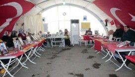 HDP önündeki ailelerin evlat nöbeti 149'uncu gününde