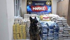 Erzincan'da ele geçirilen 1 ton 271 kilogram eroinle ilgili hazırlanan iddianame kabul edildi