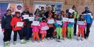 Sunar'dan öğrencilere belge ödülü