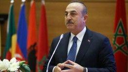 Çavuşoğlu 'ABD'nin açıkladığı belge barış değil, ilhak planıdır'