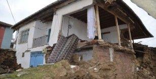 Deprem bölgesi için yağış uyarısı